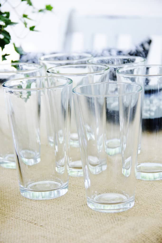 How to make your own etched glasses