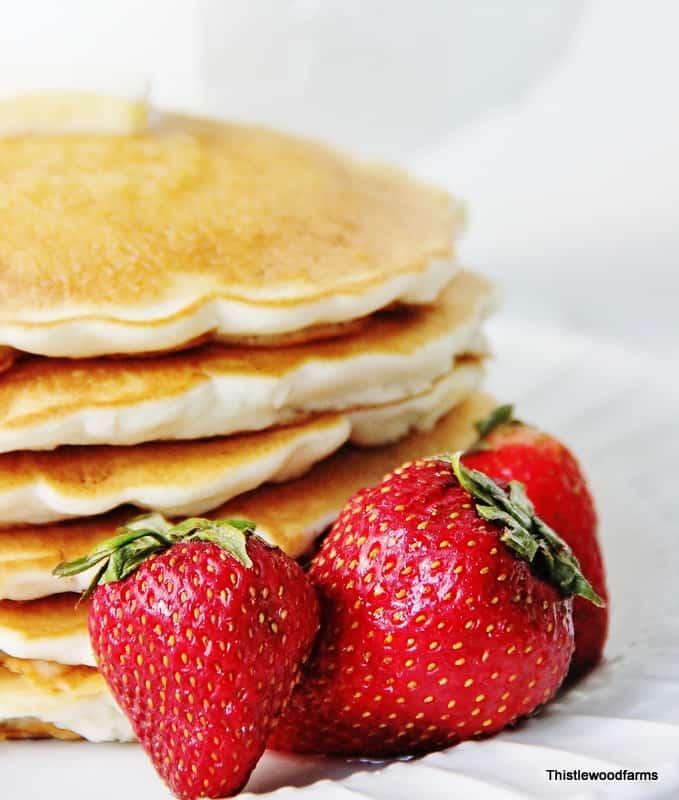 A Pancake Love Story Thistlewood Farm