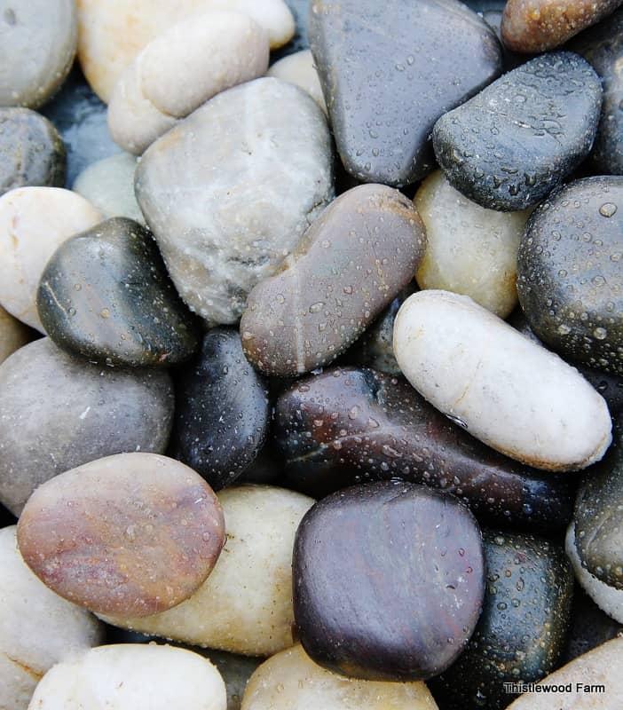 Polished Stone Pebbles