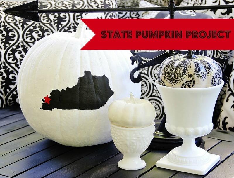 State Pumpkin Project Fall