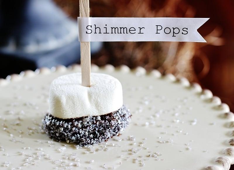 shimmer pop