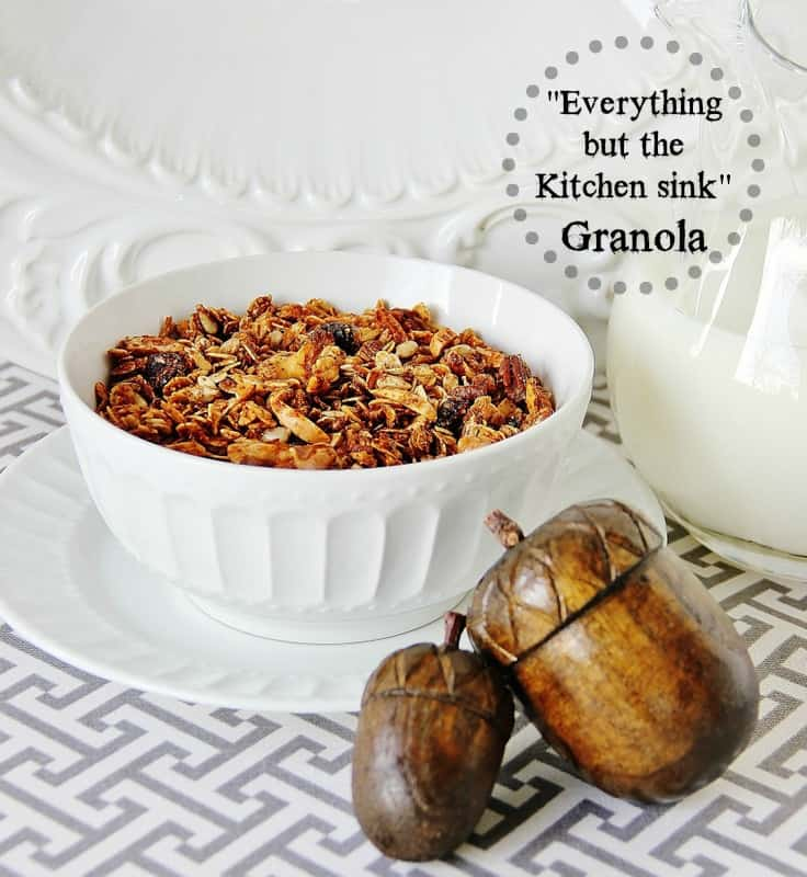 the ultimate granola thistlewood farm