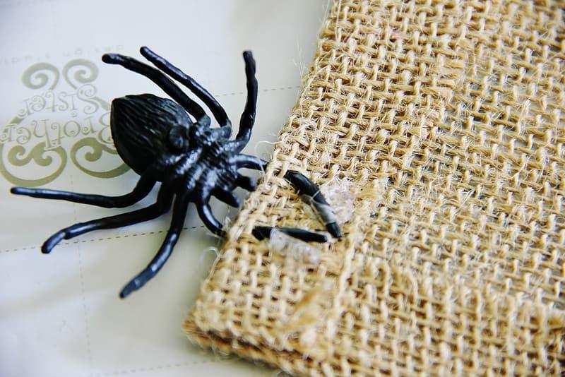 burlap-spider-web-table-runner-tassel