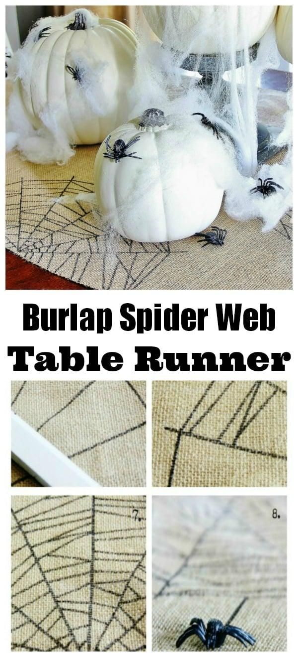 burlap-spider-web-table-runner-diy