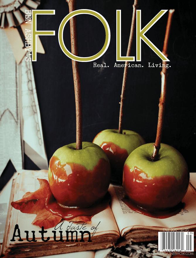 Cover of Folk Magazine