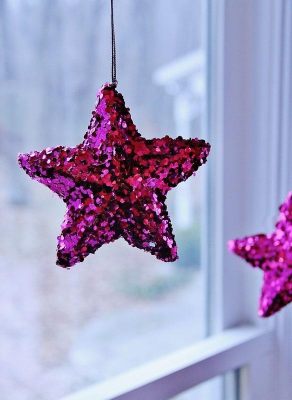 Stars In Window