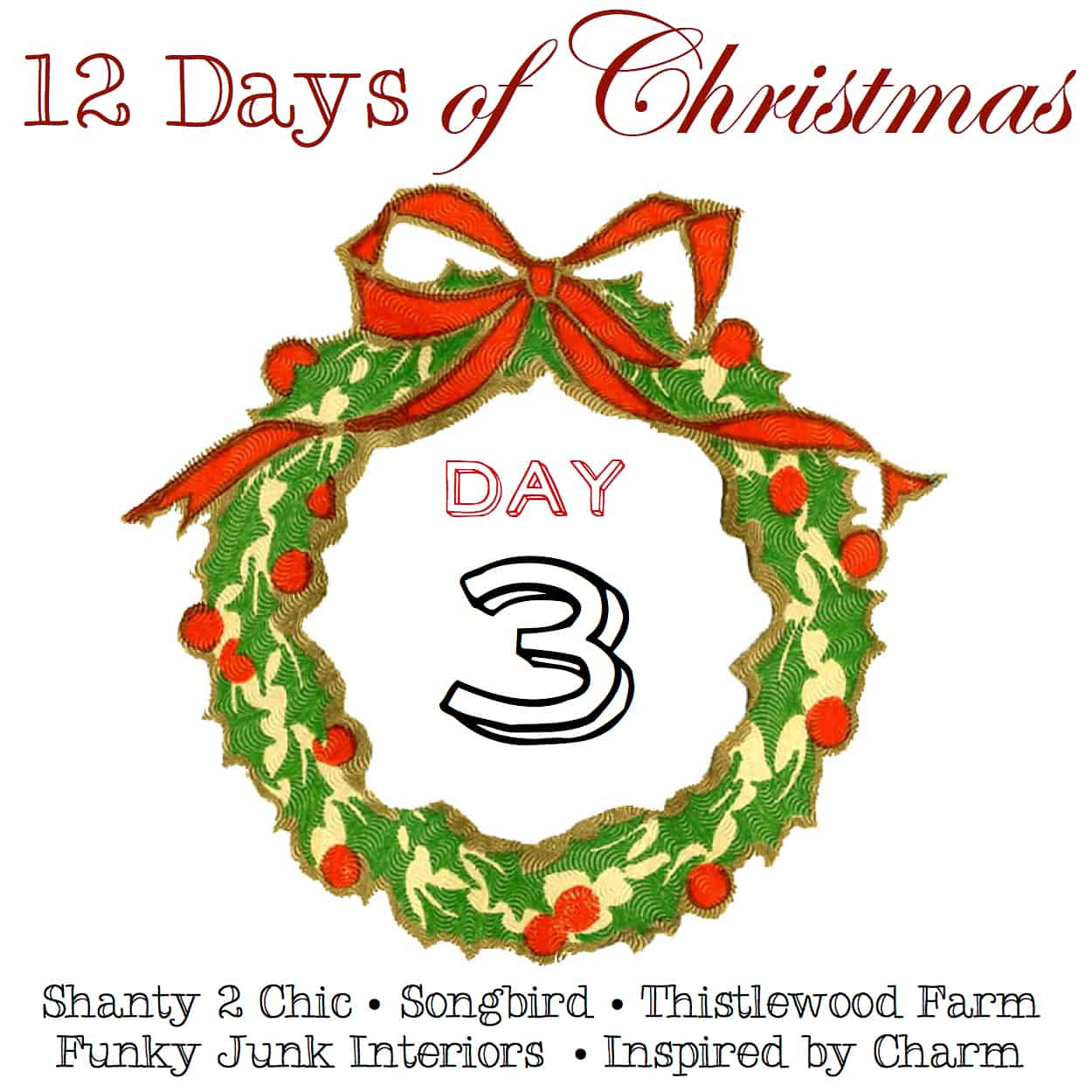 12 days of christmas - How Many Days Of Christmas