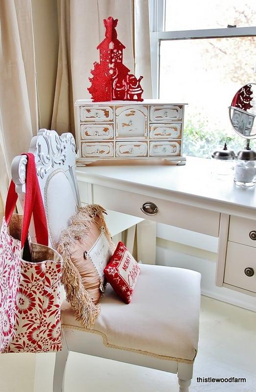 Christmas-Home-tour-desk