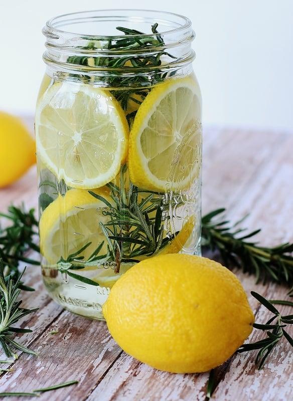 Lemon Rosemary Room Scent