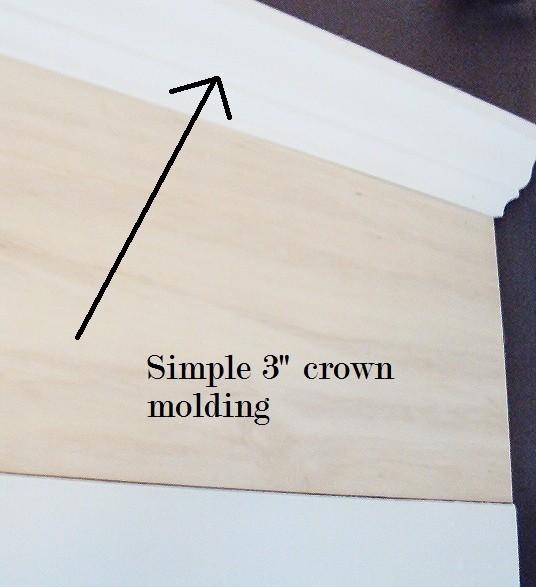 Home Depot Crown Moulding Trim