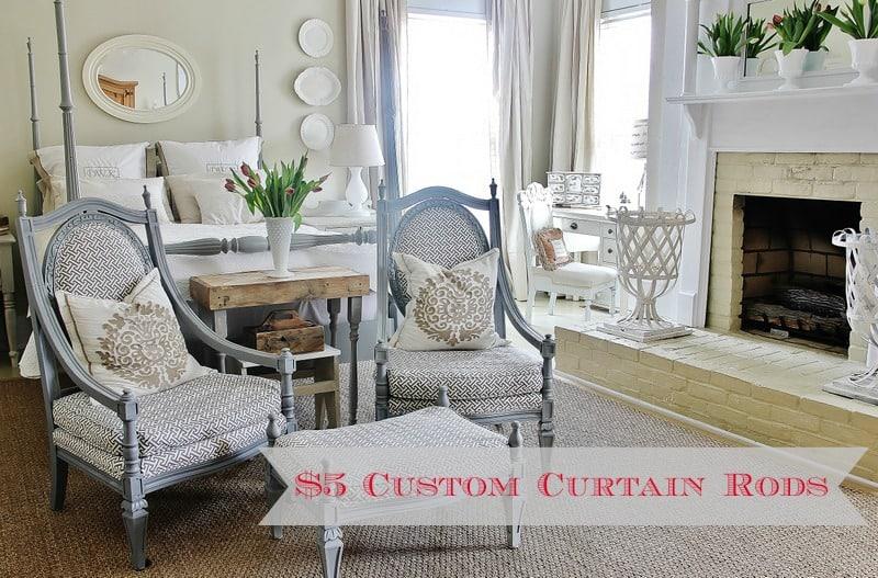 Custom Curtain Rods