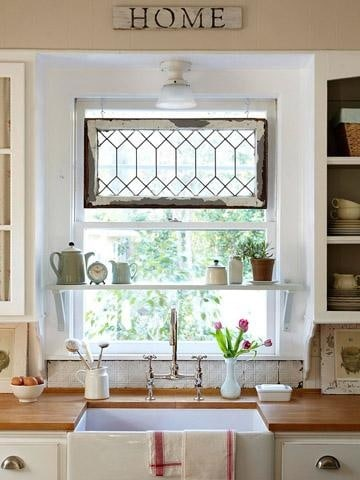 Add Architectural Interest To A Window