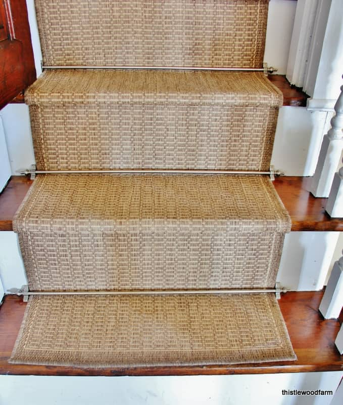 Indoor Outdoor Stair Runner - Thistlewood Farm