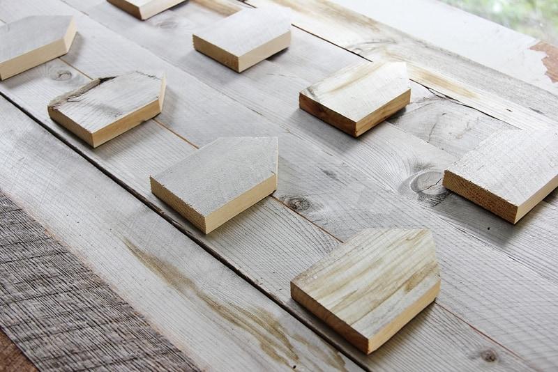 Reclaimed Wood Art - Thistlewood Farm