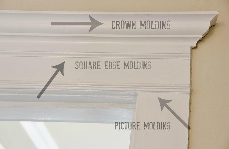 How To Add Door Molding Thistlewood Farm