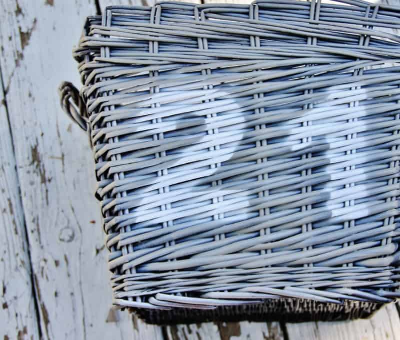 spray-painted-basket