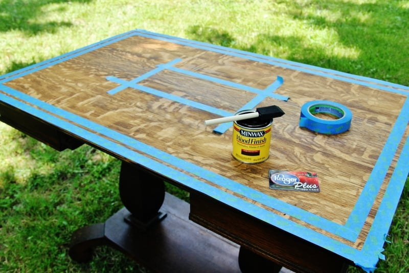 how-to-stain-a-table-darker