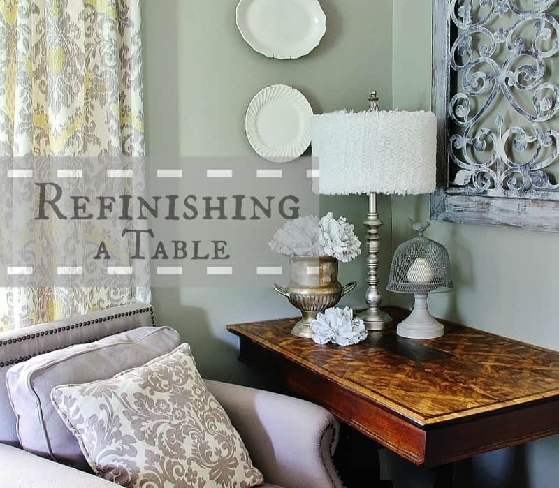 refinishing-a-table