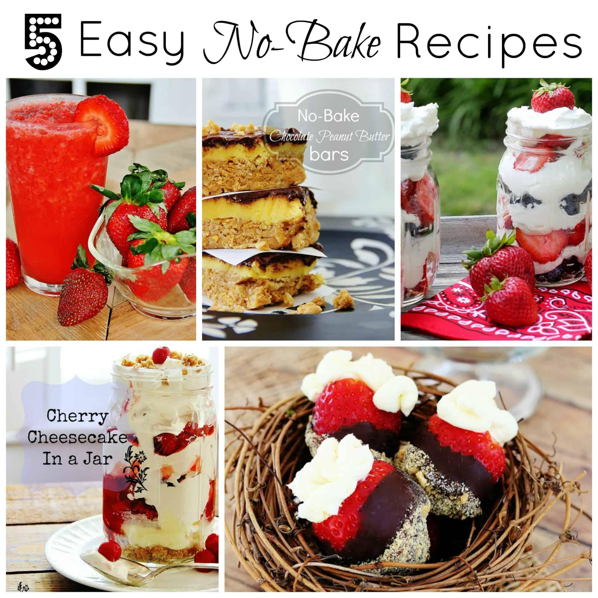 Five-easy-no-bake-recipes