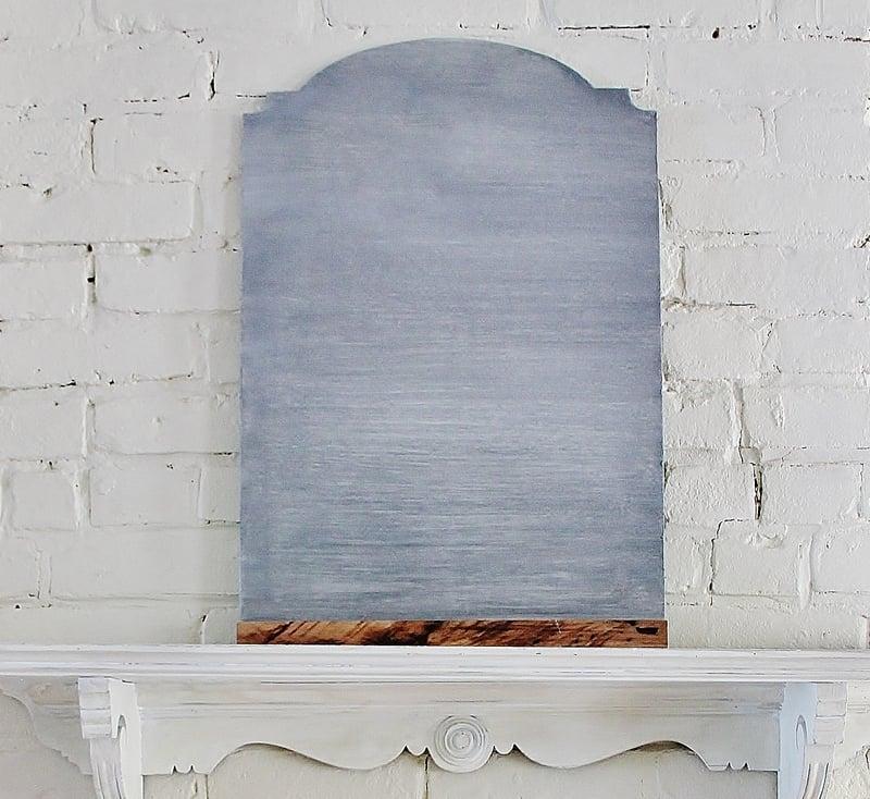 faux-zinc-memo-board