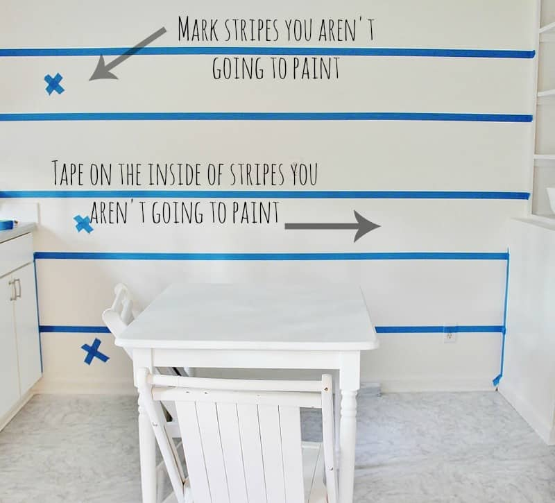 Perfect How To Paint Stripes