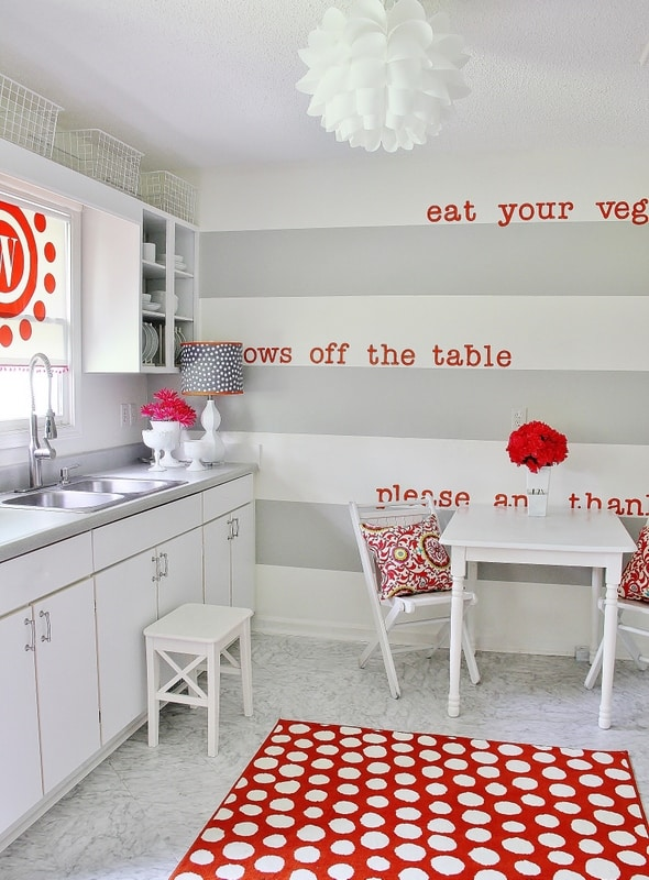 How To Paint Stripes Thistlewood Farm