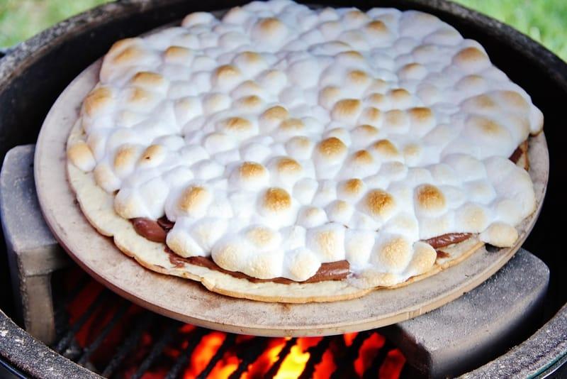 Nutella Smores Recipe Thistlewood Farm