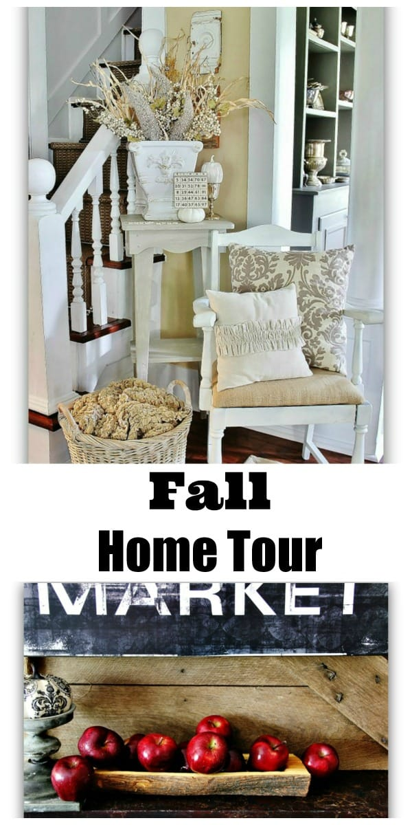 This autumn home tour is full of festive decor pieces and ideas to get into the fall spirit.