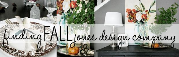 jones design company button