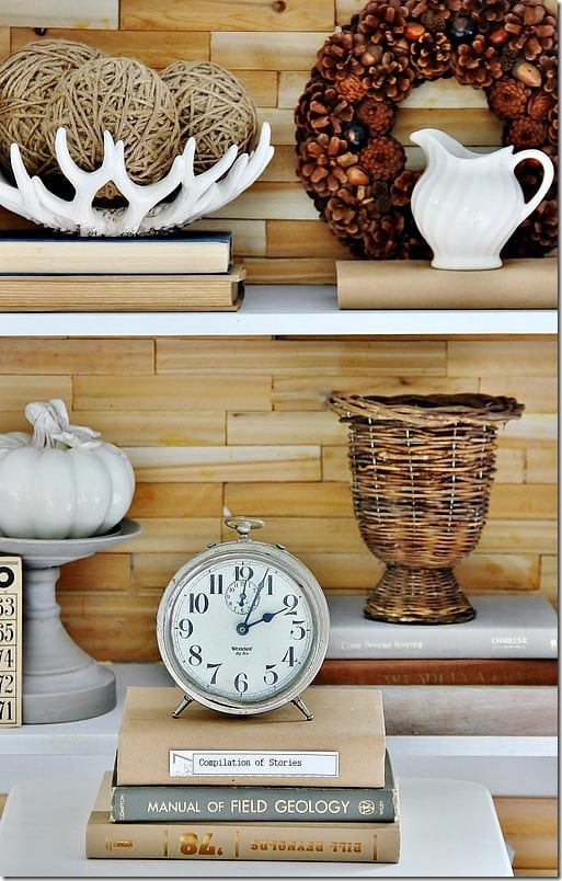 rustic-wood-bookcase-diy