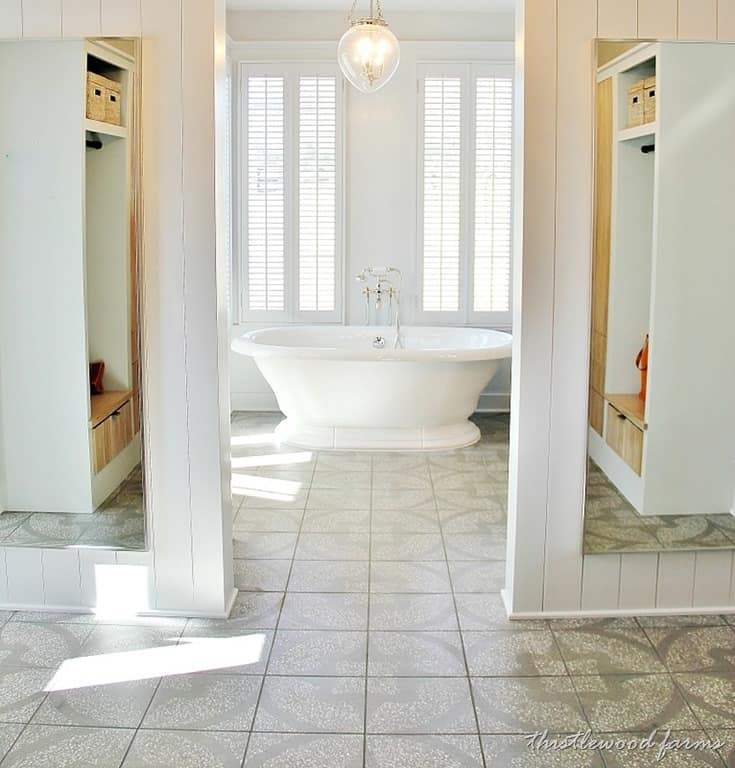 20 decorating ideas from the southern living idea house 65 calming bathroom retreats southern living