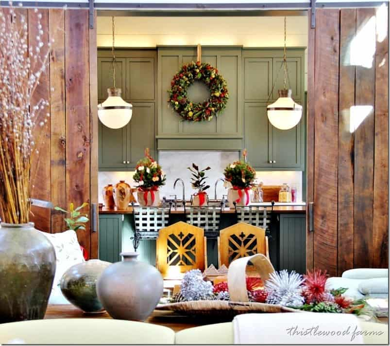 20 decorating ideas from the southern living idea house thistlewood farm Southern home decor on pinterest
