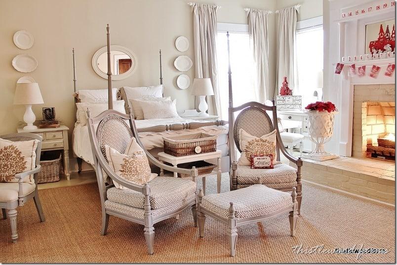 Bedroom-Christmas