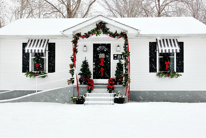 Christmas-in-the-snow