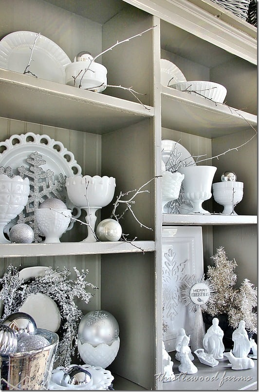 silver-and-white-Christmas-whiteware