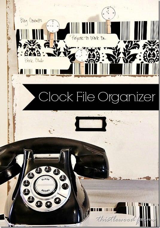 office-organizing-clock-file-organizer