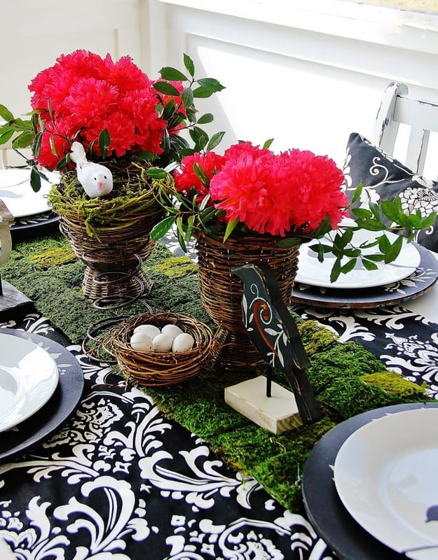 Get the Look: Spring Table Decorating Ideas - Thistlewood Farm