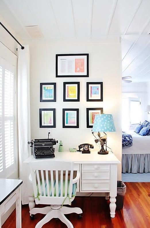 beach-cottage-style-desk