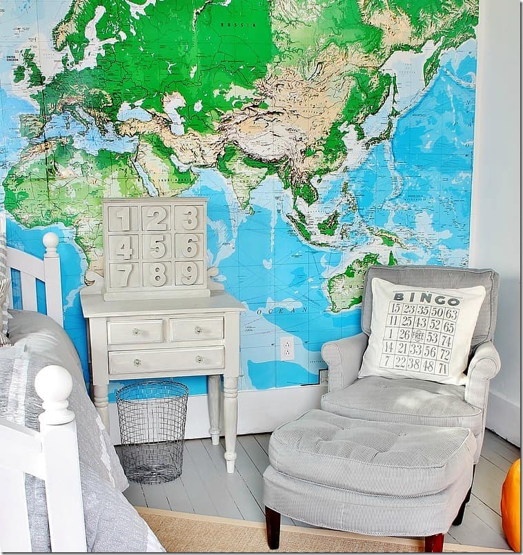 orange-and-gray-room-map-wall