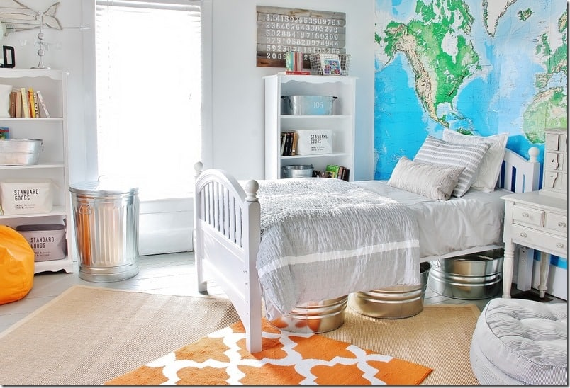 orange-and-gray-room-rug