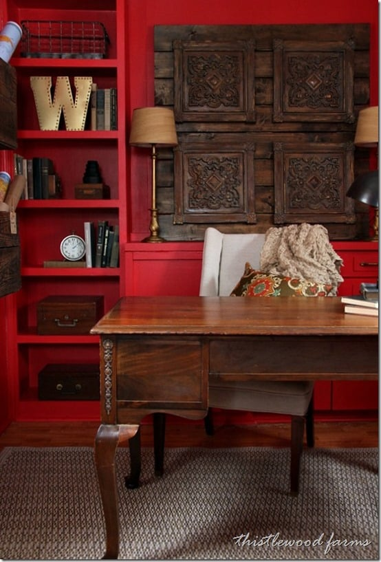 Sherwin-Williams-National-Paint-Week-Red-Room