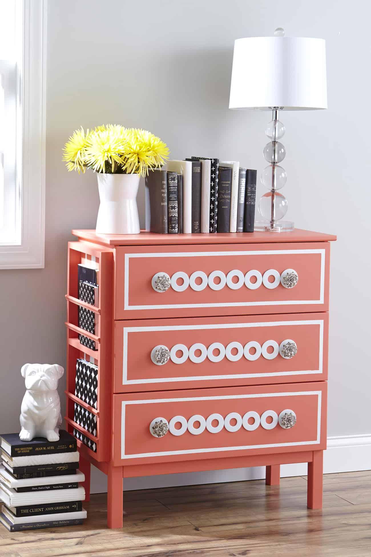 dresser-bookcase