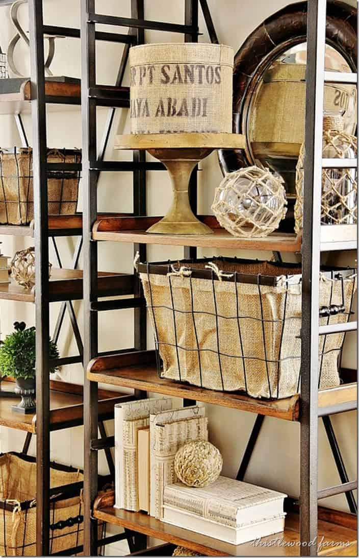 Industrial farmhouse decorating thistlewood farm for Living room decorating ideas 2014