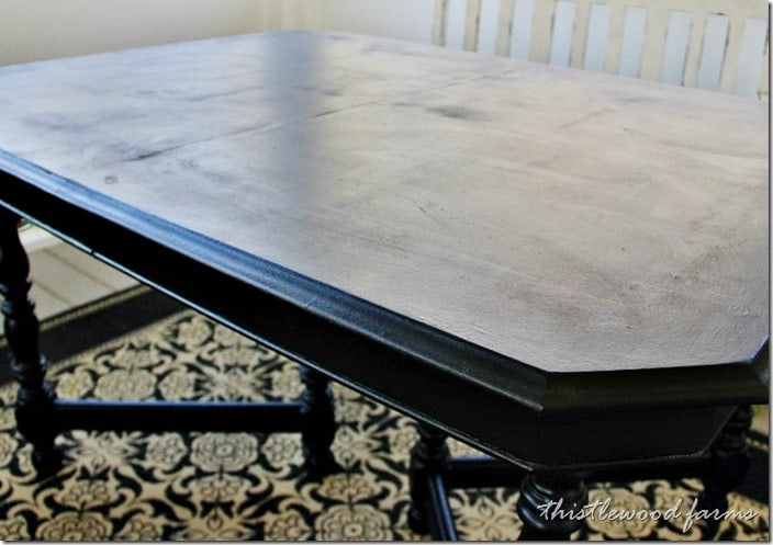 painted-table-runner-before