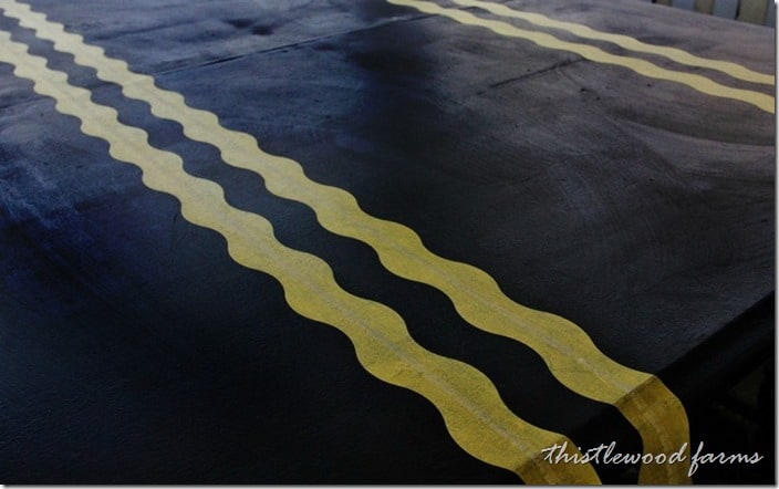 painted-table-runner-tape