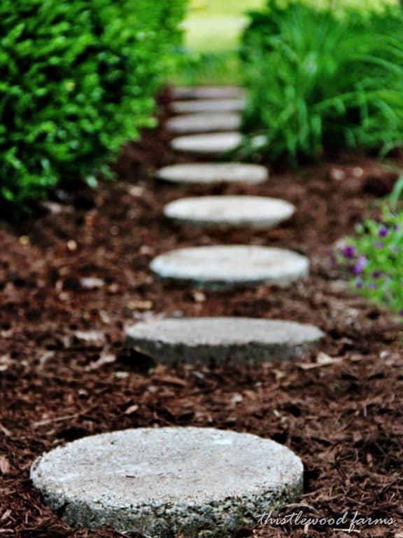 Garden Path Stepping Stones Jpg