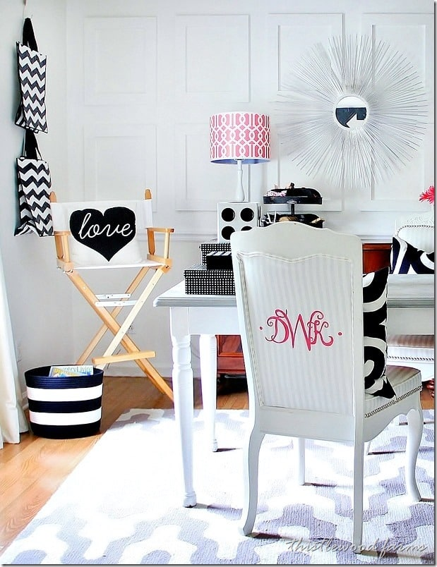 paint-a-monogram-on-fabric