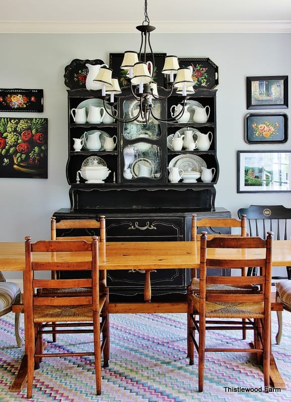Finding Home Dining Room