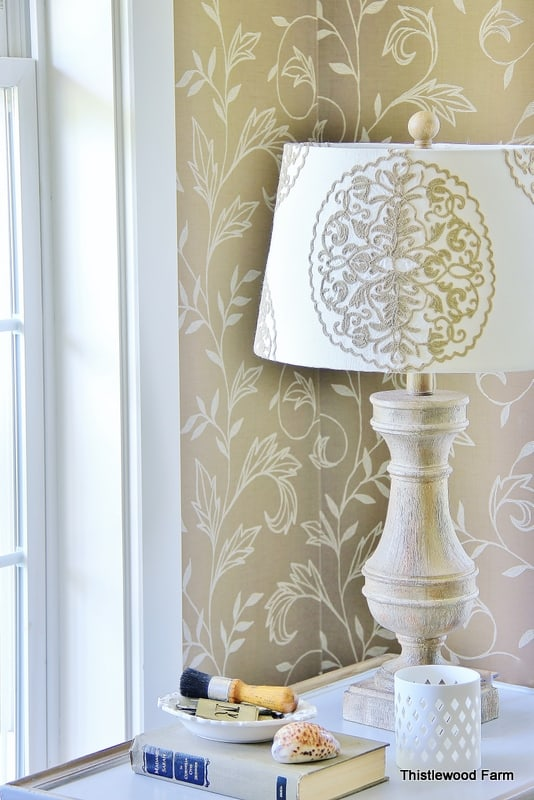 Finding Home Lamp