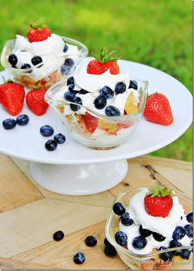 fun fourth of july dessert ideas